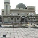 احداث بوستان مسجد دانشگاه آزاد شهر قدس